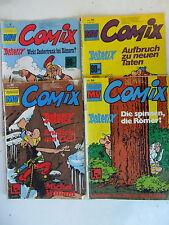 4 x MV Comix / Mickyvision - 1971 -  Nr. 2,10,17,20 - Z. 3/3-