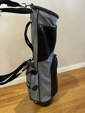⛳️Jones Utility Rover Gray/Black Golf Carry Bag ⛳️ Light and Stylish