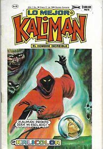 Kalicolor #68 - Enero 31, 1989 -  Mexico