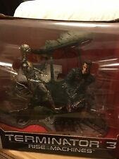 2003 McFarlane Terminator 3 Rise Of The Machines The End Battle Action Figure