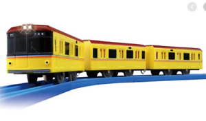 Plarail I love you too! Tokyo Metro Ginza Line 1000 Fun train series lights used