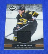 2011-12 Limited Materials #126 Tyler Seguin 78/99 - NM/NM+