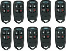 10 Pcs Honeywell Ademco 5834-4 Four-Button Wireless Key Remotes, GUARANTEED