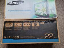 """Samsung LE22C450E1W 22"""" 720p HD LCD Television"""