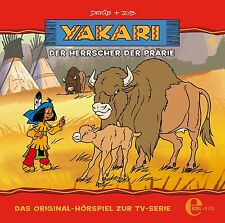 CD * YAKARI - CD 12 - DER HERRSCHER DER PRÄRIE # NEU OVP &