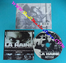 CD La Haine • Métisse SOUNDTRACK 74321496152 FRANCE 1995 no lp mc vhs dvd(OST1)