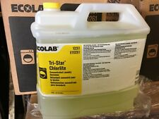 Ecolab 6110261 Tristar Chlorite Stain Remover 2.5gl 1/cs NEW! FREE SHIPPING!