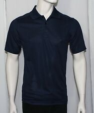 Nike-Golf-Dri-Fit-Stay-Cool-Shirt Navy Blue Small