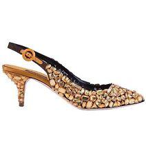 01ac26b3d750e Women's Silk Slingback Heels for sale | eBay