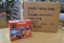 Kenner M.A.S.K. Mask Dynamo MISB sealed + original shipping case Honda Odyssey