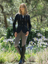 Goode Rider Complete Show Coat-Black-10