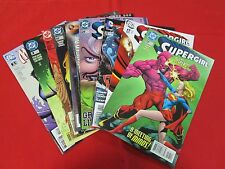 BACKSTOCK BLOW OUT - SUPERGIRL LOT OF 10 ALL DIFFERENT COMICS