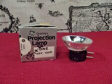 GE Quartzine DNE Projector Lamp/Bulb 120V 150W Vintage NOS New Old Stock