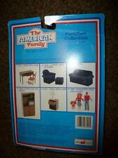 Bookcase Book Dollhouse Furniture Brown TV 7004 Imaginations 1988 American NIP