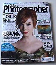 Digital Photographer Magazine 100 Essential Photo Tips DSLR Skills Techniques