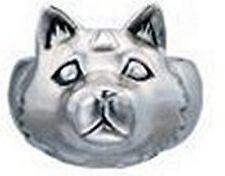 Katekyo Hitman Reborn Takara Tomy Animal Metal Keychain Ring-Jirou Rain Dog