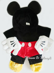Disguise MICKEY MOUSE EARS GLOVES ADULT,Black,One-size