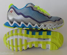 Nb~Reebok ZIG ULTRA CRUSH Running Trainers Nano shark Casual Shoe gym~YOUTH sz 6