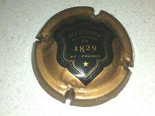 Capsule de champagne BOLLINGER (44b. cuivre)