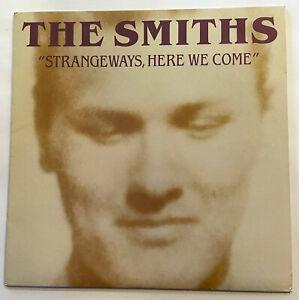 The Smiths Strangeways Here We Come LP 1987 1-25649 Sire Rough Trade EX Vinyl