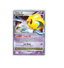 UXIE LV.X LVX 146/146 Ultra Rare Star Holo Foil Pokemon Card