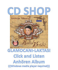 2CD HALID BESLIC  KOLEKCIJA HITOVA 2 narodna muzika glazba bosna