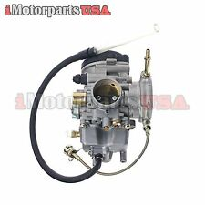CARBURETOR FOR BAJA WILDERNESS TRAIL 400 WD400-U 400CC ATV QUAD VIN PREFIX LWG