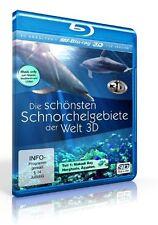 Die schönsten Schnorchelgebiete der Welt - 2D + 3D anaglyph - Blu-Ray - NEU