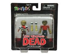 The Walking Dead Minimates Sailor & Leg Bite Zombie Brand New Mini Figure