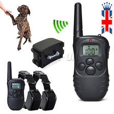 COLLIER ANTI-ABOIEMENT ELECTRIQUE dressage chien reglab