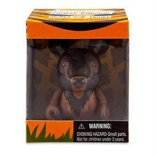 "Disney Vinylmation Animal Kingdom 3"" Buffalo Figure New In Box Series One"