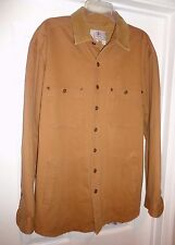 The Territory Ahead Men's Shirt Jacket   Size Tag States MT