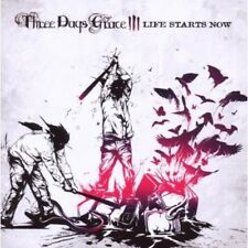 Life Starts Now - Three Days Grace (2009, CD NEU) 886975899029
