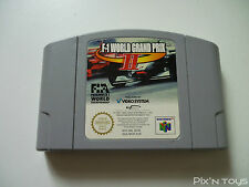 NINTENDO N64 / F-1 World Grand Prix II [NUS-NF2P-EUR]
