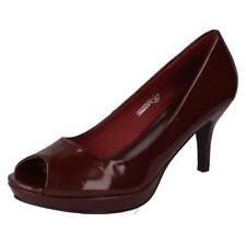 Scarpe da donna Piatto (Meno di 1,3 cm) in sintetico con fibbia