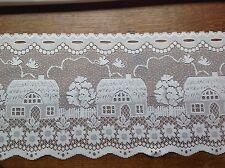brise bise cantonnière rideaux à décor vendu au mètre B23