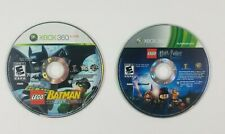 2 Xbox 360 Games LEGO Harry Potter: Years 1-4 + Lego Batman The Video Game