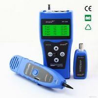 Noyafa NF-308 RJ45 Line Finder Telephone Wire Tracker LAN Network Cable Tester