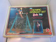New listing OLYMPIC GYMNAST SET.  BARBIE. MATTEL. 1974. VINTAGE. in original box.