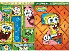 Spongebob Squarepants: Season 1 And 2 [New DVD] 2 Pack