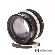 Bausch & Lomb 14X17 Tessar Series IIB 485mm F6.3 Lens, Huge Coverage!