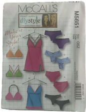 McCalls M5651/OSZ DIY SEWING PATTERN! Women's Clothing Kit, BRAND NEW IN PACKAGE