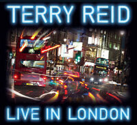Terry Reid : Live in London CD 2 discs (2019) ***NEW*** FREE Shipping, Save £s
