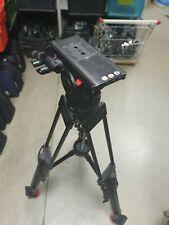Sachtler Video 18S1 100mm tripod system with Carbon Fiber Speed lock legs
