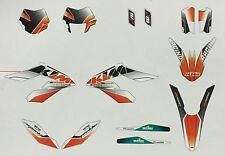 KTM  STICKERS GRAFICHE RACE LINE FREERIDE ORIGINALI  E-SX E-XC 72508190100