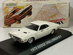 Vanishing Point 1970 Dodge Challenger 1:43 Scale Greenlight 86545