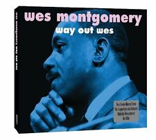 Wes Montgomery Montgomeryland/Montgomery Brothers & Five Others 2-CD NEW SEALED