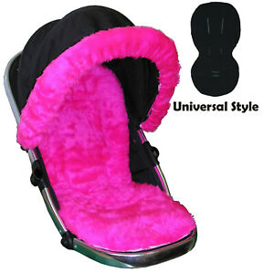 Fur Seat Liners  - Universal Style Fit - Liner only