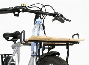 Front Pannier Basket Bike Front Basket Folding Simple Bicycle Front Bike Racks