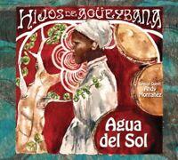 Hijos De Agueybana-Agua Del Sol CD Import  New